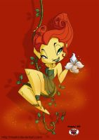 MASHI's POISON IVY 2b by DeadDog2007
