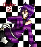 Cheshire Cat by SybiaChan