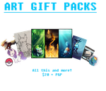 ART GIFT PACK 2 by Taluns