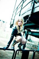 Black Canary by Franky-chan