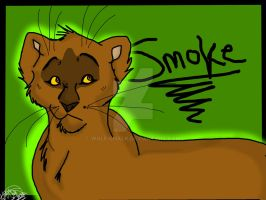 .Smokekit. by Wolf-Chalk