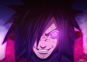 Madara chapter 628 by Kortrex