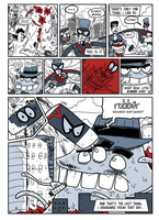 COMIX RubberMan Page 52 - The End by theEyZmaster