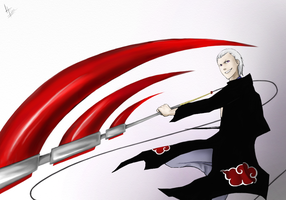 Hidan by HappyFridge