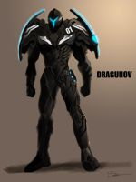 Dragunov: Body Concept by bcetin