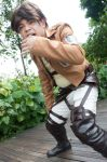 Eren from SNK 2 by Heatray2009