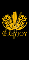 Greyjoy - Ice and Fire House Banners by Nukaleu