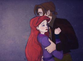 You and I'll be safe and sound by bealor
