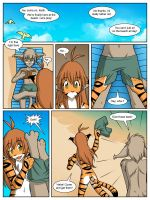 Minikinds: Keith Pantsed by Twokinds