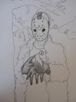 Jason and the Bird by Camp-crystal-lake