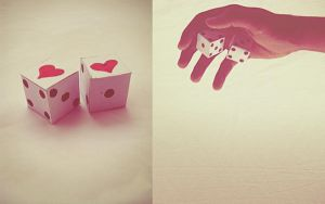 My love to the dice. by photography-cc