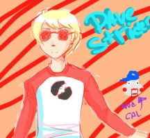 Dave Strider by yuyafangirl