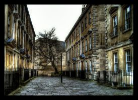 Ruelle in Bath by Oz34n