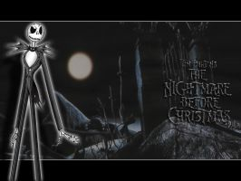 Nightmare Before Christmas by JHansen1287