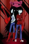 Marcy and Marshall Abadeer Color by zoqi13
