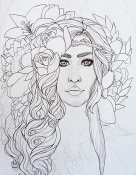 Self, WIP by betweenbirches