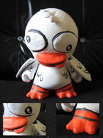 jholleebird munny by mac0y