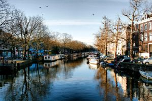 Over canal 1 by Robalka