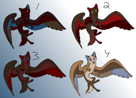 Canine Adoptables 6 by AliceTheHunted