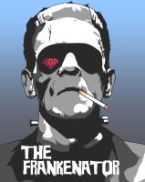 The Frankenator by VektorKunst