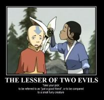 Avatar - Poor Aang by suzannedcapleton