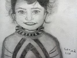 Syrian Refugee by Fadiabutterfly