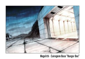 Megalith - Cairngorm Base H1 by Shrinking-Universe