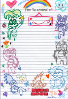 Koopalings Stationery by EdieMammon