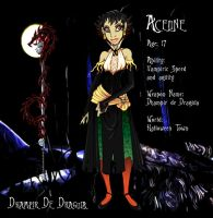 Halloween Town's Aceline by SankofaRida