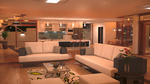 H Residence - Living Room v2 by bm23