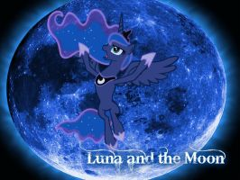 Luna and the Moon Saga 2 by slo-momo