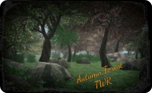 TWR's Autumn Forest by Azielle10
