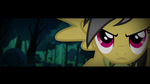 Daring Do Wallpaper by TwopennyPenguin