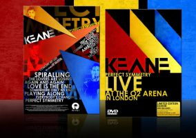 Keane: Perfect Symmetry DVD by elcrazy