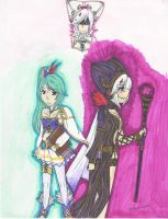 Cia and Lana by zeldagirl6534