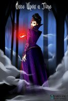 The Evil Queen, Regina Mills - Once Upon a Time by YarickArt