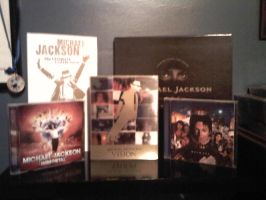 Michael Jackson Collection by TheDarkAbb