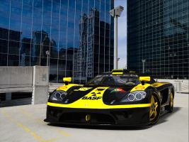 Saleen sr7 TT CP V1 R4 Roof by RJamp
