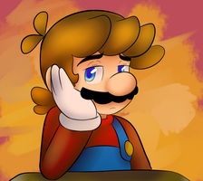 Just marioo by raygirl12
