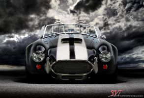 Shelby Cobra Roadster by lovelife81
