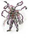 symbiote commission Rellik by arcanineryu