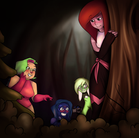 We, are the perverted gems...! by MyLittleAsspit