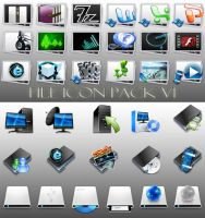 File icon pack v1 by xtabit