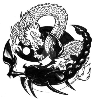 TATTOO DESIGN by mikecollins