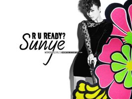 R U Ready for Sunye? by nanomeow