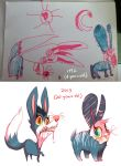 Fox and Bunny Redux by TV-SHOW