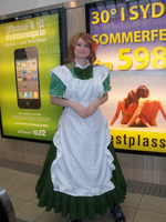 Desucon 6 - Hungary from Hetalia Cosplay by manganime93