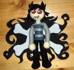 Charby Fan Doll again by ghost-girl-mitchy