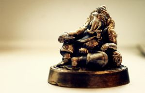 Lord Ganesh by AnthonyPresley