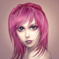 Pink Passion by Nnahla
